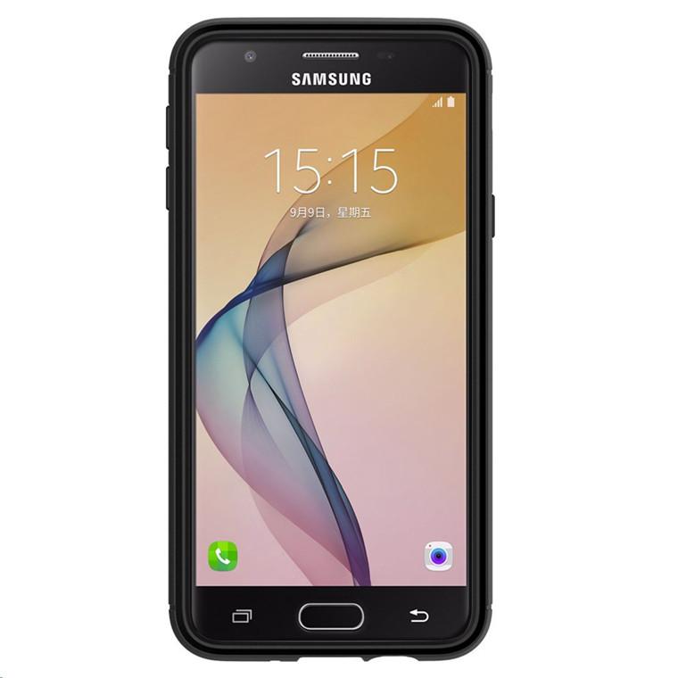 Spigen Galaxy J5 Prime /Galaxy On5 (2016) Rugged Armor Case Black,Tough, Rugged protection,Durable Mechanical Design,Air Cushion Technology ,Carbon Fiber ...