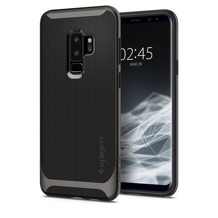 another chance 21d38 70eaa Buy the Spigen Galaxy S9+ Neo Hybrid Case Gunmetal,Certified  Military-Grade... ( 593CS22943 ) online