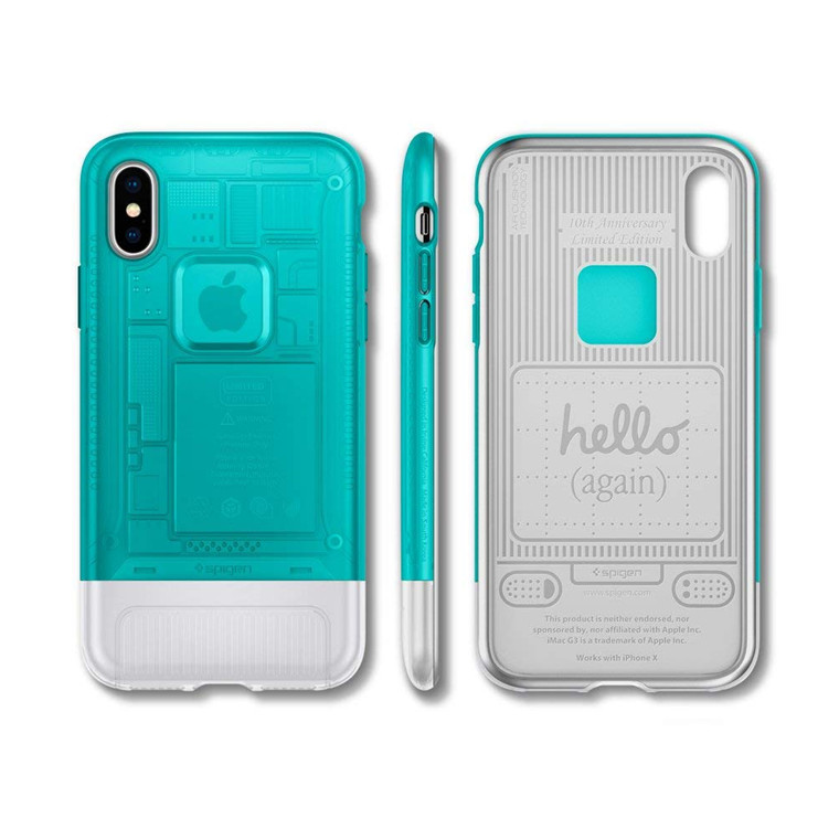 the best attitude 7092d 54496 Buy the Spigen iPhone X Classic C1 Premium 10th Anniversary Limited ...