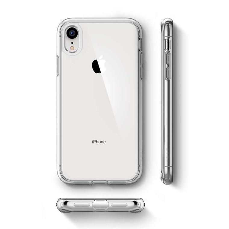 spigen ultra hybrid iphone xr case 6.1
