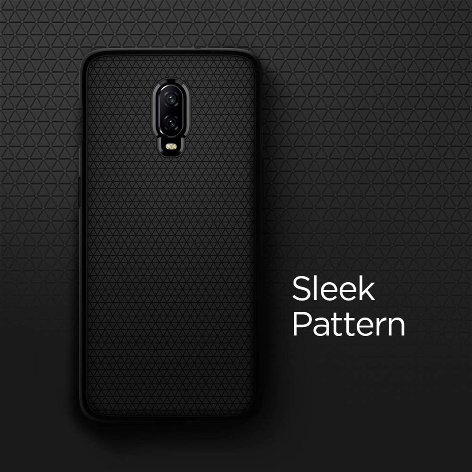 huge discount 2aaa2 92f03 Buy the Spigen OnePlus 6T Liquid Air Case Black,Slim, Form-fitted,  Lightweight... ( K07CS25308 ) online