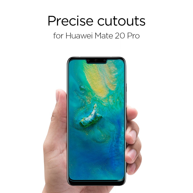 Buy the Spigen Huawei Mate 20 Pro Full Coverage Premium