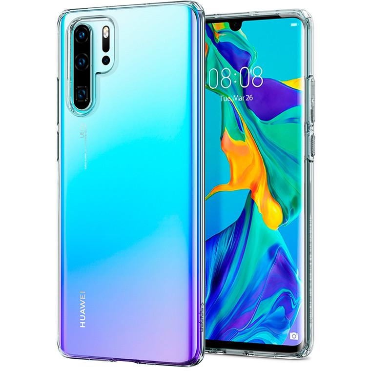 timeless design 48f0d 5ee41 Buy the Spigen Huawei P30 Pro Ultra Hybrid Phone Case, Crystal Clear ... (  L37CS25728 ) online