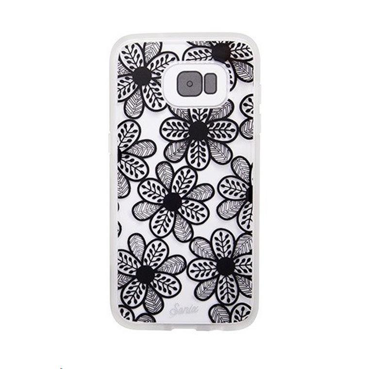 online retailer d767a ef48e Buy the Sonix Clear Case for Galaxy S7 Edge - Boho Floral ( 247-2240 ...