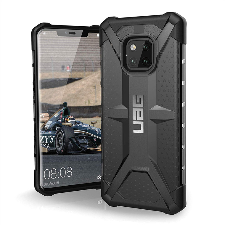 best loved 41f1a 0d0df Buy the Urban Armor Gear UAG Huawei Mate20 Pro Plasma Case- Ash ...