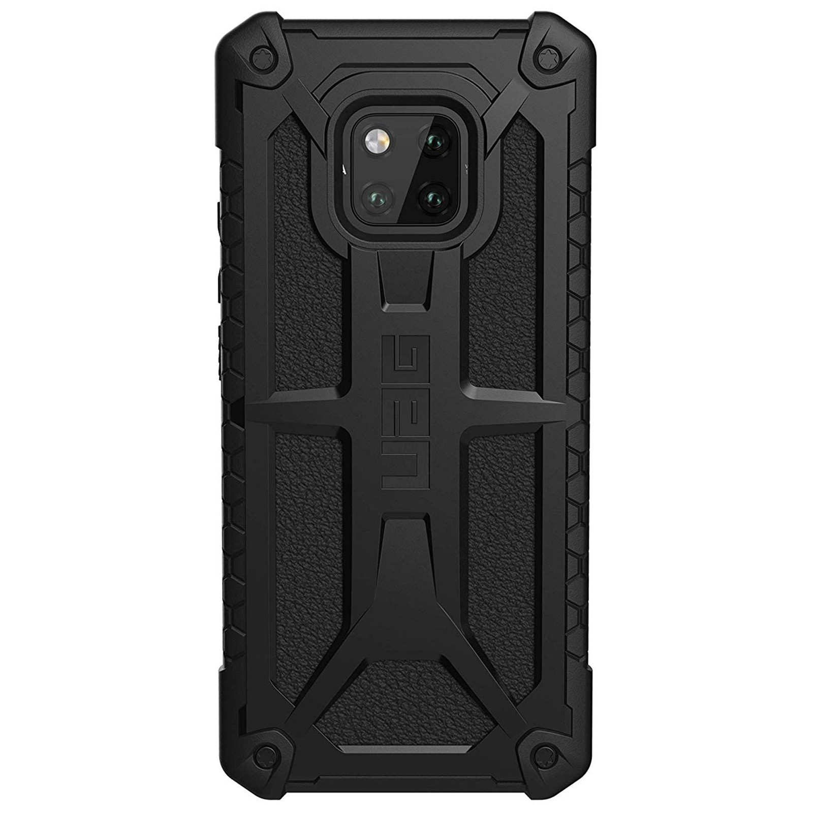 quality design a6f39 41663 Buy the Urban Armor Gear UAG Huawei Mate 20 Pro Monarch Case- Black (  511311114040 ) online