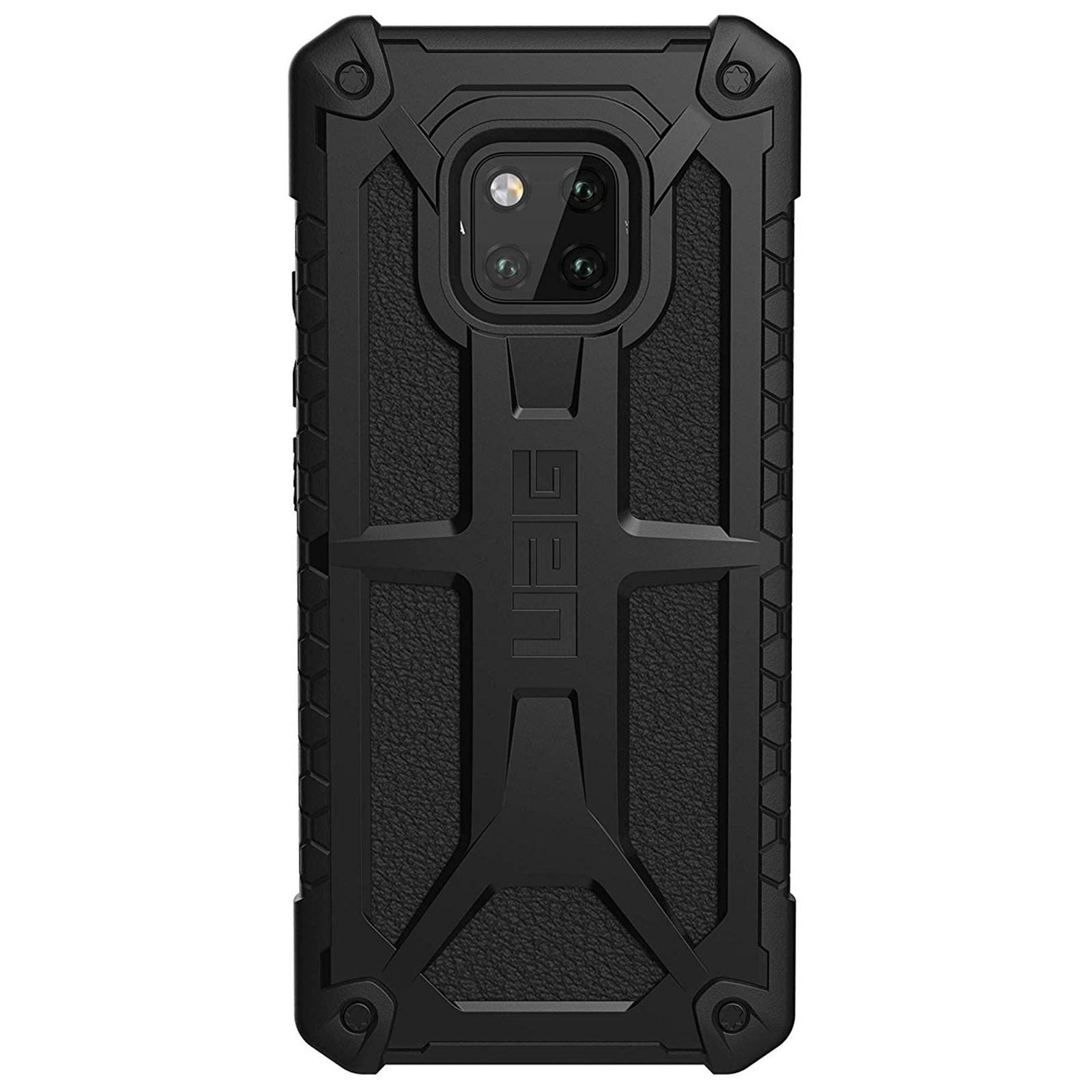 04ae25871264 Buy the Urban Armor Gear UAG Huawei Mate 20 Pro Monarch Case- Black (  511311114040 ) online