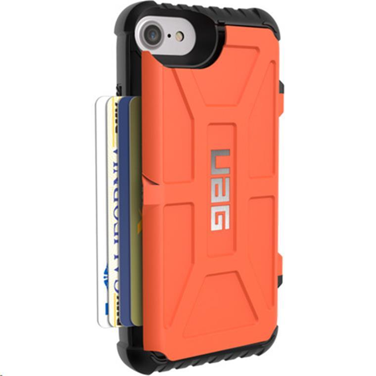 timeless design d89e8 bdfd9 Buy the UAG Trooper for iPhone 7/6S - Rust ( U-IPH7/6S-T-RT ) online ...