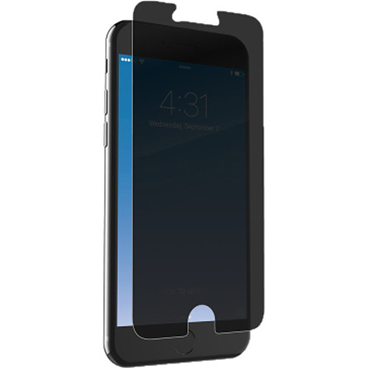 ZAGG InvisibleShield iPhone 8/7 Privacy Glass Screen Protector