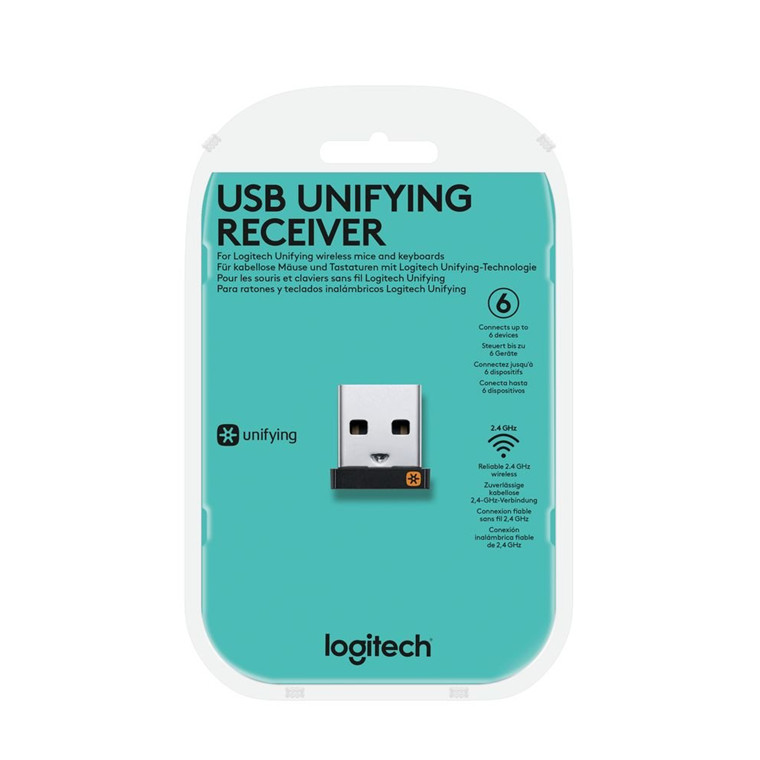 f0dca629e0a Buy the Logitech Official USB Unifying Receiver ( 910-005239 ...