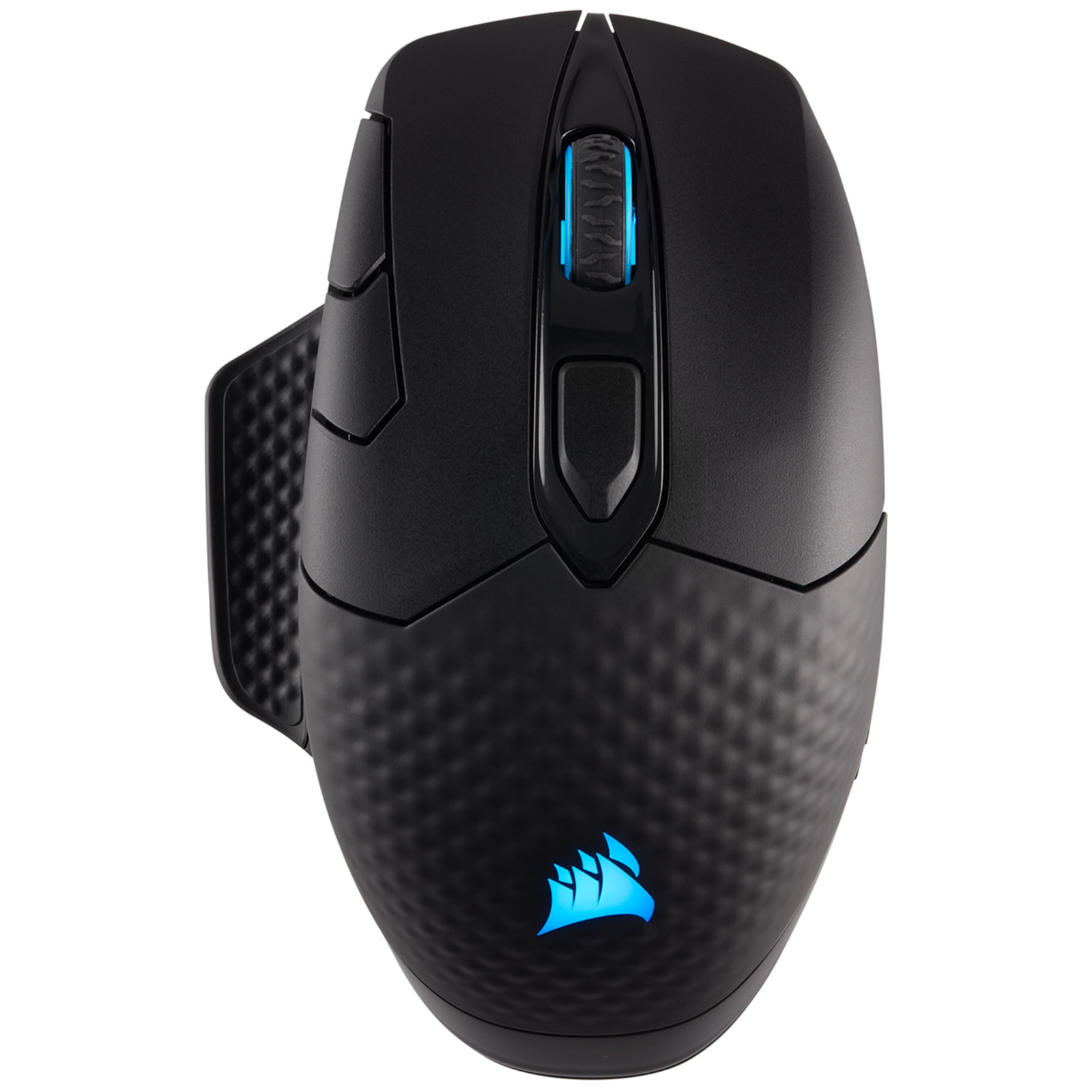 f40f443ef08 Corsair Dark Core RGB Wireless Gaming Mouse, Ultra Fast 1ms Wireless  Technology & Low Latency Bluetooth Conecting, 16000 DPI Optical Sensor With  1 DPI ...