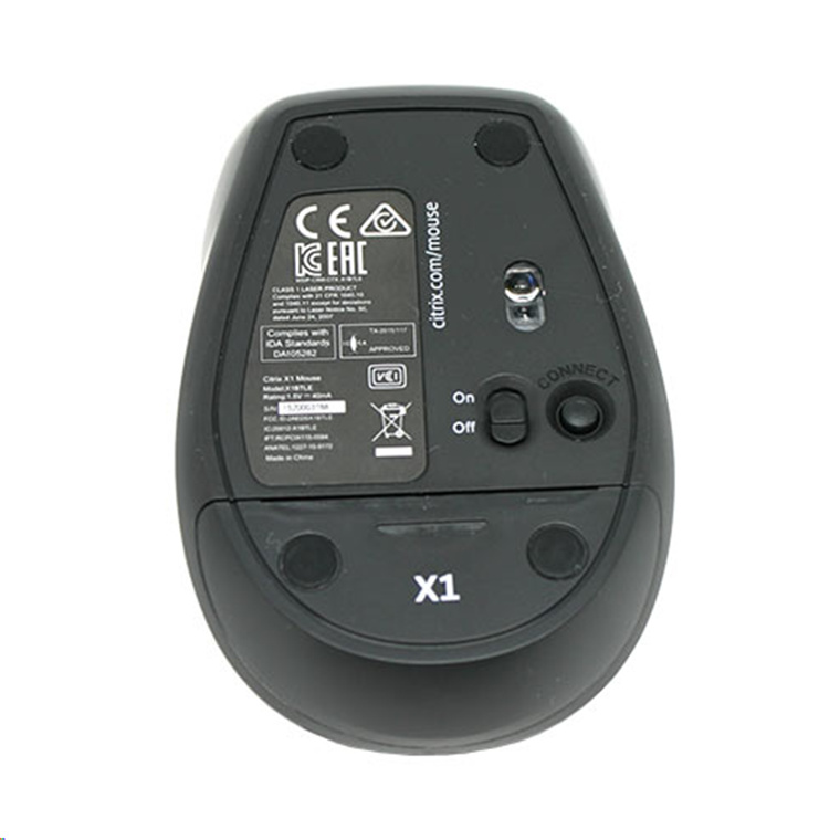 Buy the Citrix X1 Wireless mouse Bluetooth 4 0 Optimize the