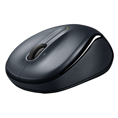 Buy the Logitech M325 Wireless Mouse DARK SILVER, 18-month