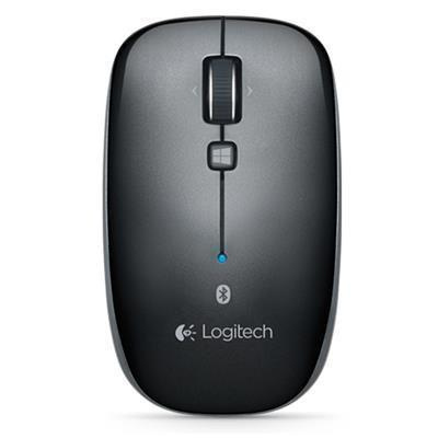 Buy the Logitech M557 Bluetooth Mouse - Grey ( 910-003960 ) online
