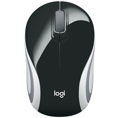 0c76da99e10 Buy the Logitech M187 Wireless Mini Mouse - Black ( 910-005371 ...