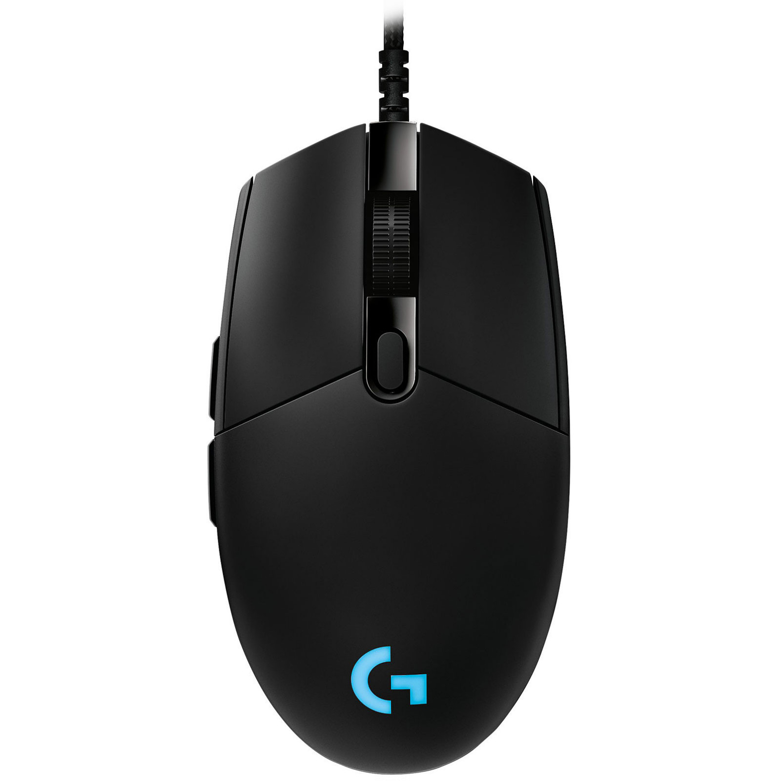 ef6a02bae57 Buy the Logitech G Pro Hero RGB Wired Gaming Mouse ( 910-005442 ...