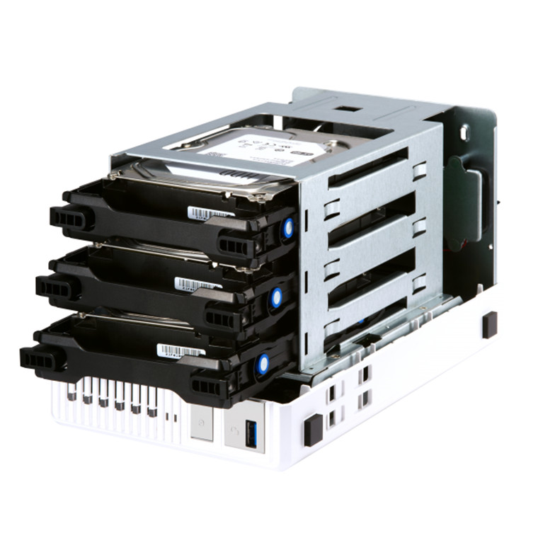 Buy the QNAP TS-351-2G NAS Server, 3-Bay NAS Server, Intel