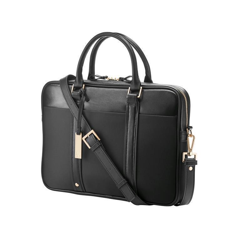 Hp Spectre Slim Carry Bag Case For 13 3 14 Laptop Notebook Black Suitable Business Travel