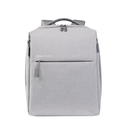 e30b041faa9 Xiaomi Mi Light Grey City Backpack , Minimalistic design, 13.3 - 14