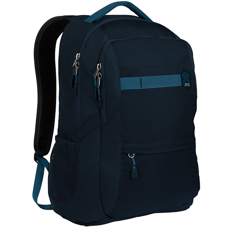 "STM TRILOGY BACKPACK 15""  - Notebook Bag DARK NAVY"