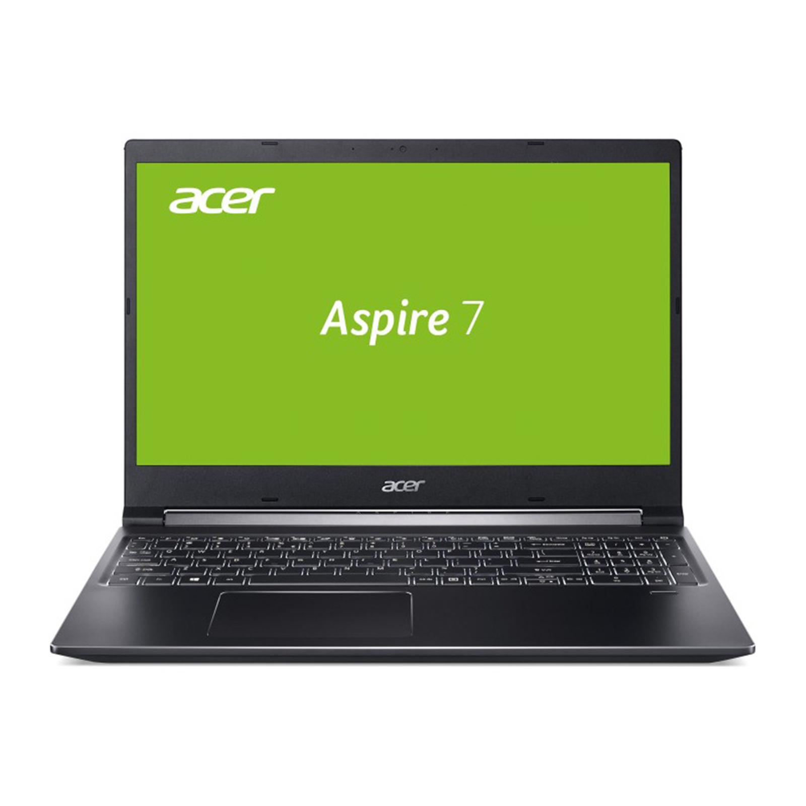 Buy The Acer Aspire 7 A715 41g R3jq Gtx 1650 Gaming Laptop 15 6 Fhd Ryzen5 Nh Q8lsa 003 Online Pbtech Co Nz