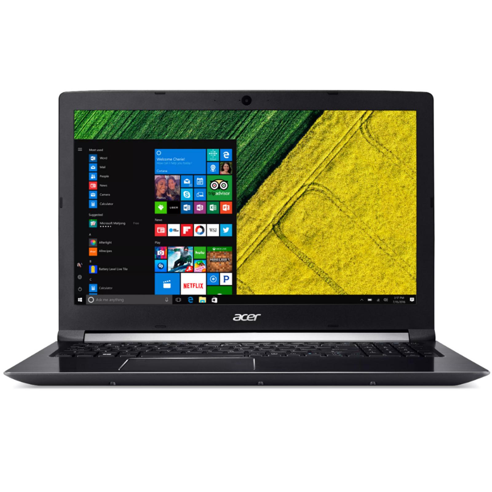 Buy the Acer Aspire 7 GTX 1050 Ti Gaming Laptop 15 6