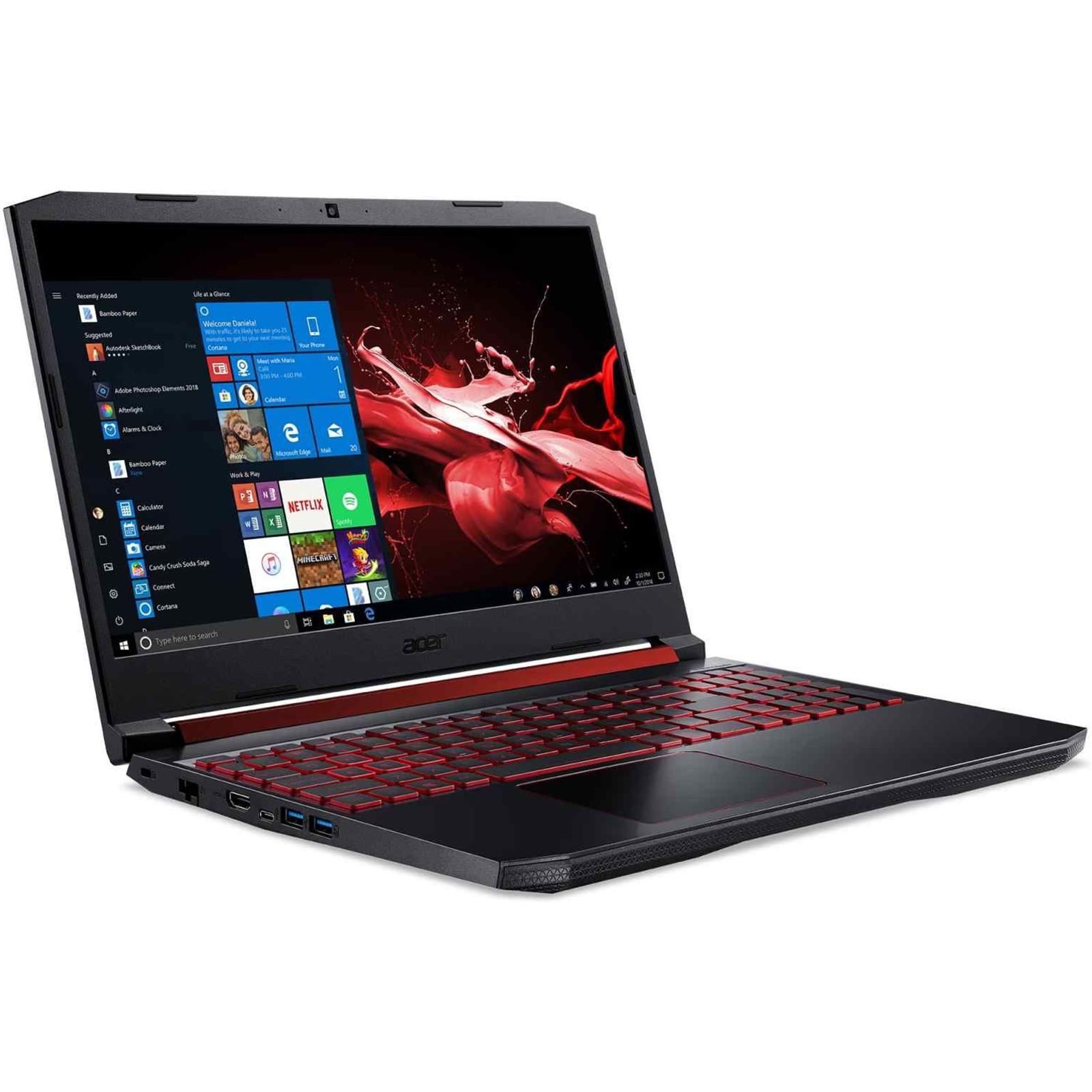 Buy the Acer Nitro 5 AN515-54 GTX 1650 Gaming Laptop 15 6