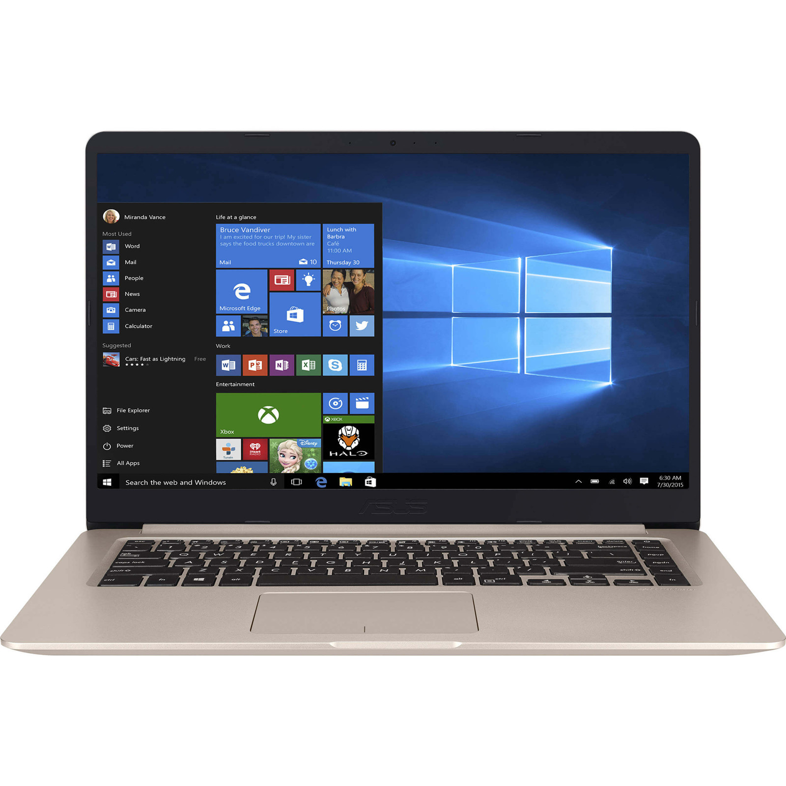 Buy Lights Online Nz: Buy The ASUS Vivobook S510UF-BQ371T Slim Light