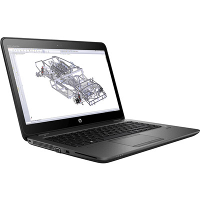 Buy the HP Zbook 14u G4 Mobile workstation i5-7200U 2 5GHz, 8GB