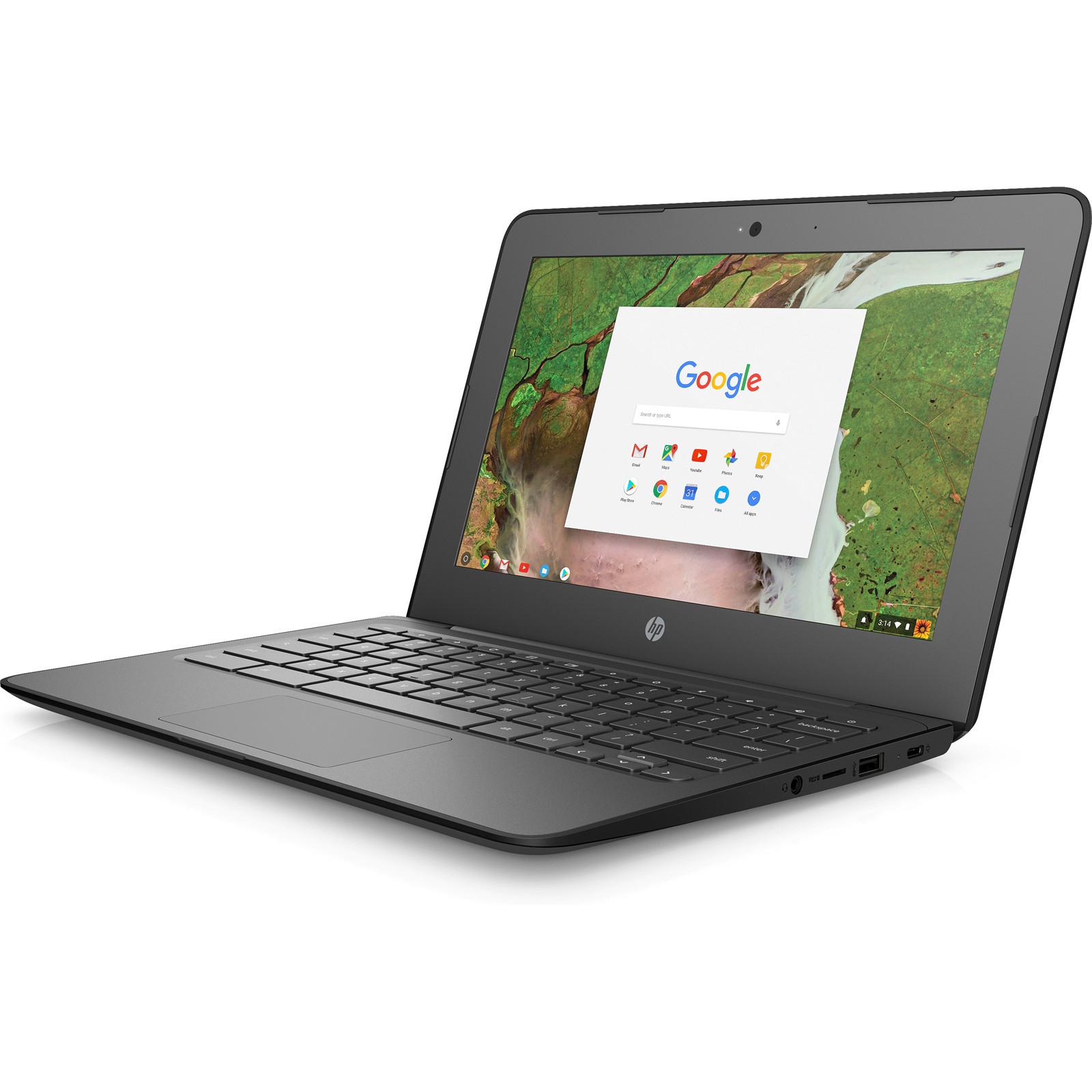 Buy The Hp Chromebook 11 G6 Semi Rugged Design Education V Gen Sdhc Card 4gb 116 New Intel Celeron N3350 16gb