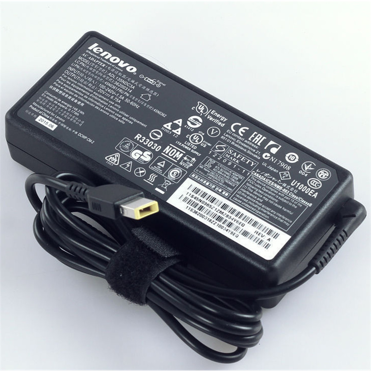 Buy the Lenovo OEM Notebook Power Adapter/Charger 20V 6 75A 135W