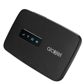 Buy the Alcatel LINK Zone 4G Pocket WiFi with 4G Extended (Band 28