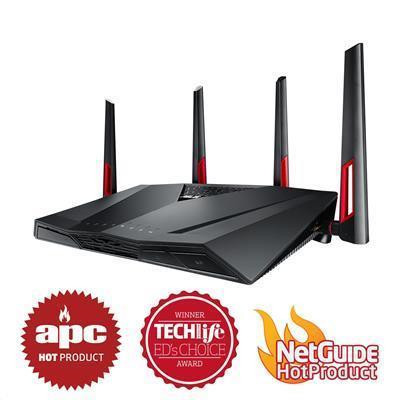 Buy the ASUS RT-AC88U MU-MIMO Gigabit Wi-Fi Gaming Router