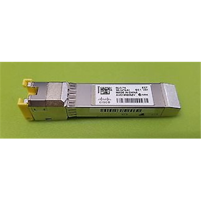 Original CISCO GLC-TE Genuine 1000BASE-T SFP Transceiver Module