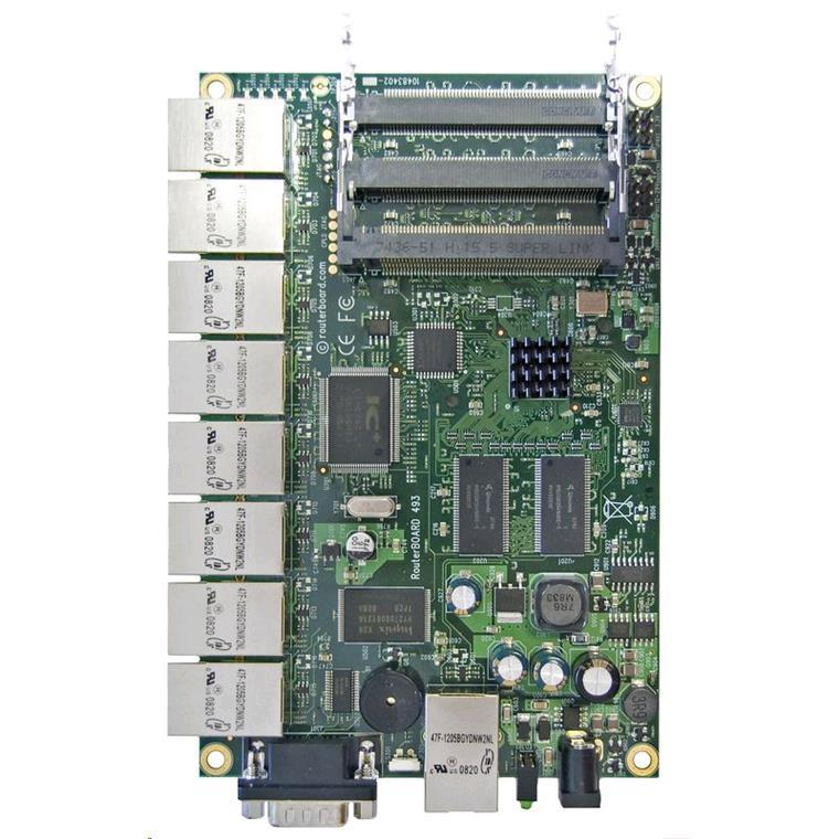 Buy the MikroTik RouterBOARD RB493AH ( RB/493AH ) online - PBTech co nz