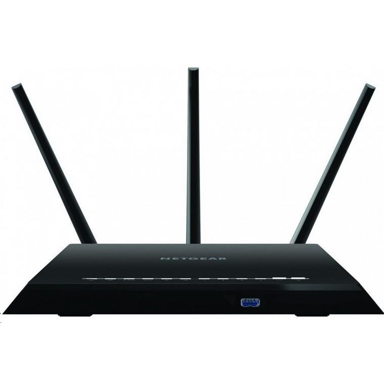 Buy the NETGEAR NightHawk R7000 Gigabit Wi-Fi Router Dual