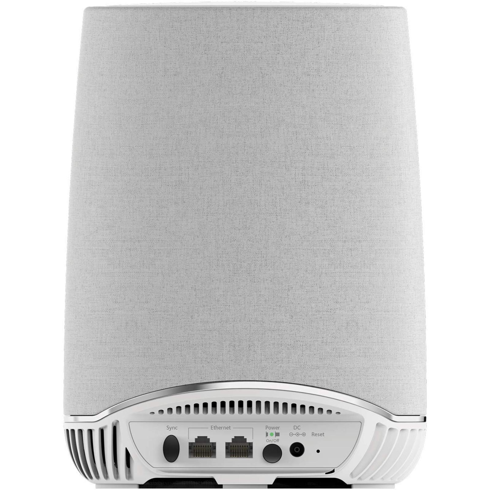 Buy the NETGEAR Orbi Voice RBS40V Tri-Band Add-on Satellite