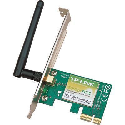 Buy the TP-Link TL-WN781ND N150 PCI-E Wi-Fi Adapter ( TL-WN781ND