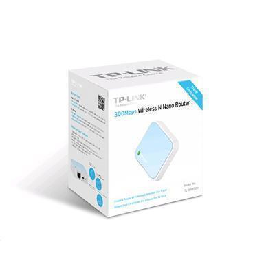 Buy the TP-Link TL-WR802N Nano Wi-Fi Router, Wireless-N300