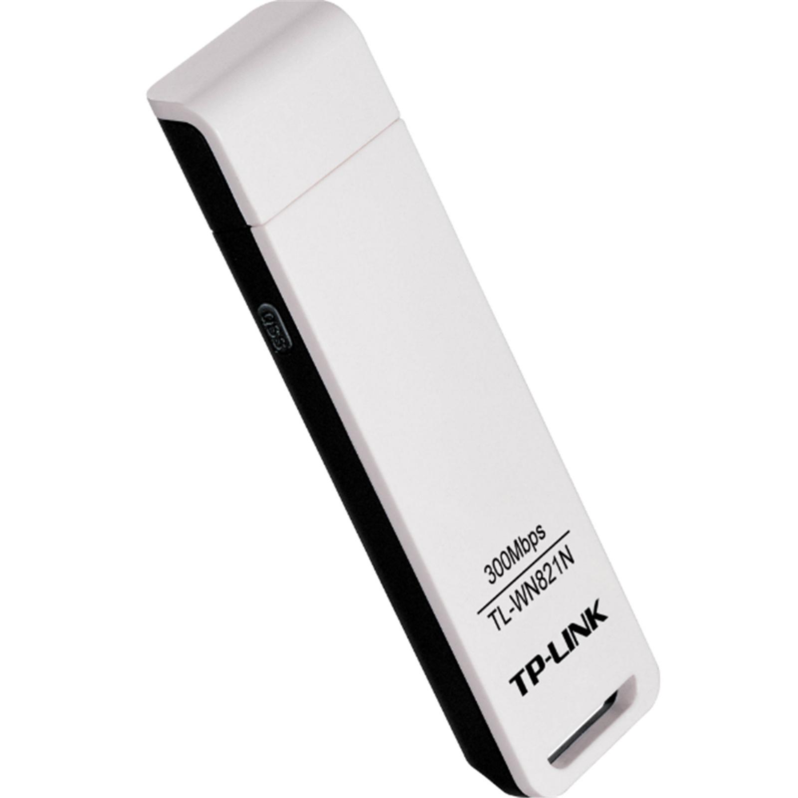 Buy the TP-Link TL-WN821N N300 USB Wi-Fi Adapter ( TL-WN821N
