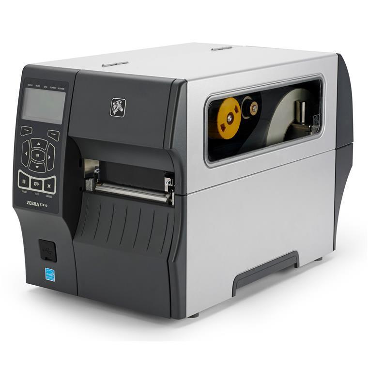 Buy the Zebra ZT410 Industrial Printer ( ZT41042-T0P1000Z