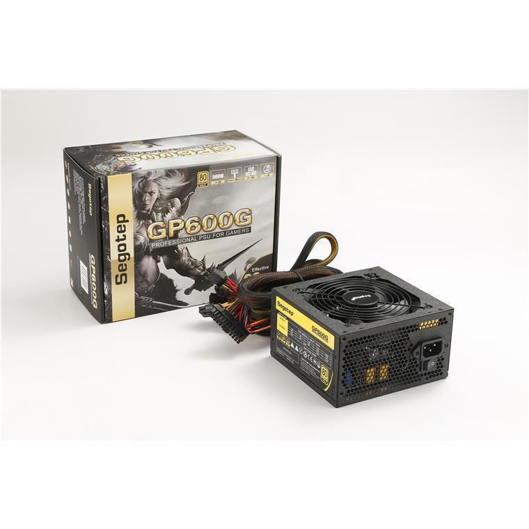 Buy the Segotep 500W Power Supply 80+ Gold PFC ATX 12V (3 Year ...