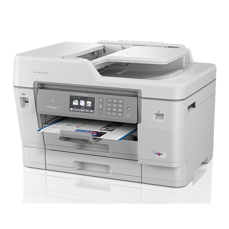 Buy the Brother MFCJ6945DW A3 Colour Inkjet All-in-One