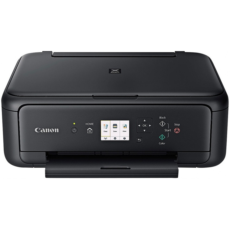 Canon pixma ts5160 inkjet printer print scan copy black
