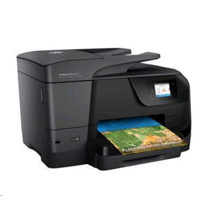 Buy The Hp Officejet Pro 8710 Inkjet Mfp Print Copy Scan Fax