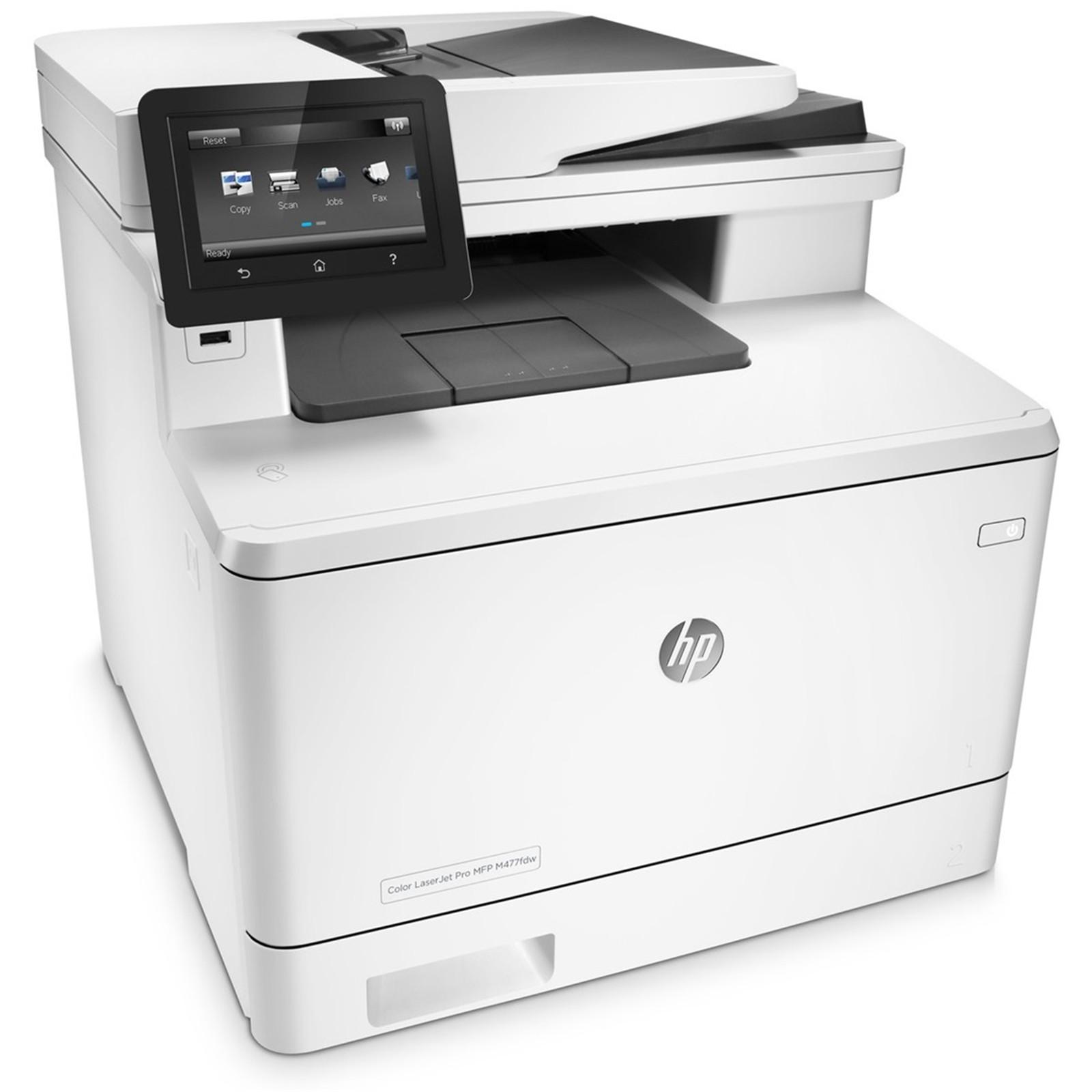 Buy the HP Laserjet Pro 400 M477fdw Colour laser MFP Print