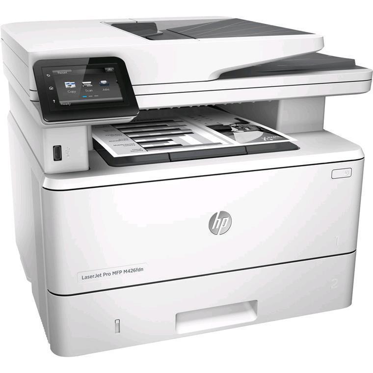 Buy the HP Laserjet Pro M426FDN Mono Laser MPF Printer
