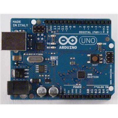 Buy The Arduino A000073 Uno Smd Rev 3 2285200 Online Pbtech Co Nz