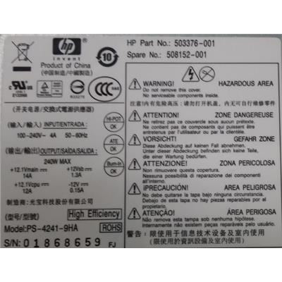 Buy the HP OEM Power Supply For HP Pro 6000 6005 6200 6300 6305 8000