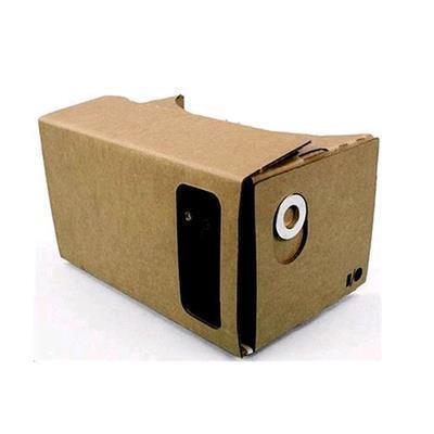 Buy The Google Diy Cardboard And Smartphone Virtual Vr
